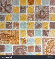 Ceramic Tile Design Construction Wall Beautiful Stock Photo - Exterior ceramic wall tile
