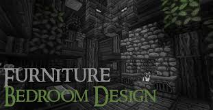 Minecraft Furniture Bedroom Minecraft Medieval Furniture Bedroom Design Full Hd Youtube