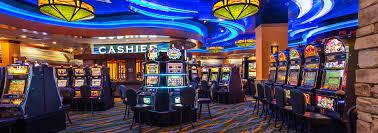 Casino Design - I-5 Design Build PLAN | BUILD | INSTALL