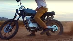 dirt bike to vine style tracker conversion baja dirt runner 125cc