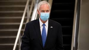 Sen. Ron Johnson tests positive for coronavirus - Axios