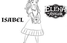 Elena Of Avalor Coloring Pages Free Elegant Mejores 22 Imágenes De