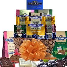 ghirardelli chocolate gift