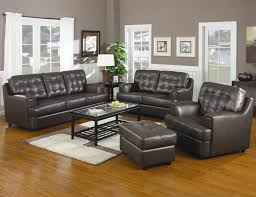 Leather Living Room Sets For D178 502682 502683 Gallery Living Room Sets By Coaster Hugo
