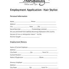 Hair Stylist Resume Cover Letter Stylist Resume Sample Cover Letter Template For Hairdressing with 20
