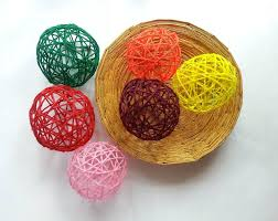 Make Decorative String Balls Simple DIY Decorative Yarn Balls 32 Steps With Pictures