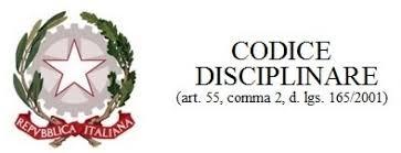 Risultati immagini per codice disciplinare ATA