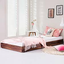 single bed size design. Merritt Trundle Bed (Teak Finish, Single Size) Size Design O