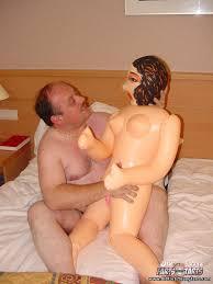 Older men useing sex toys