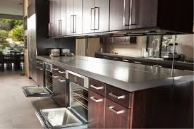 get concrete countertops tinted in a variety of colors and you can even get diffe textures to make these types of countertops uniquely beautiful