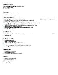 Cashier Resume Sample Cashier Resume Sample Example Executive Ideal For