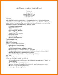 Medical Administrative Assistant Resume Sample 100 Medical Administrative Assistant Resume Informal Letters 70