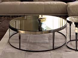 10 the best mirrored glass coffee table within glass mirror end tables prepare