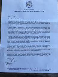 Miami Dade Police Union President Calls Jonathan Aledda Cop Who