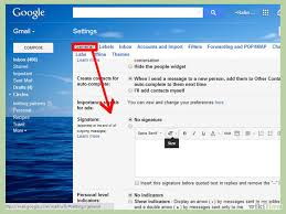 How To Change Your Signature In Gmail Toms Guide Forum