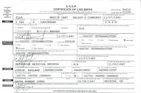 Fake Birth Certificate Fill Online Printable Blank 1999 Template