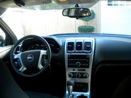 2008 gmc acadia interior. 2008 gmc acadia interior s