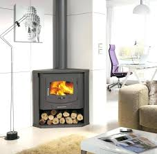 wonderful wood stove ideas best corner on with intended for indoor burning fireplace modern designs plans