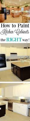 kitchen cabinet spray paintSpray Painting Kitchen Cabinets Very Small Kitchen Spaces After