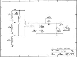 the mystery of the gibson century tone circuit revealed click image for larger version s 500 schematic blockdiagram jpg views 3382