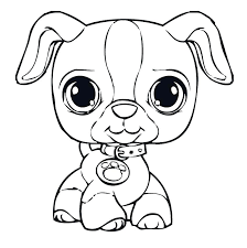 pound puppies coloring pages printable
