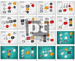 3d Flow Chart Powerpoint 3d Flow Chart Powerpoint Charts And Diagrams Chart