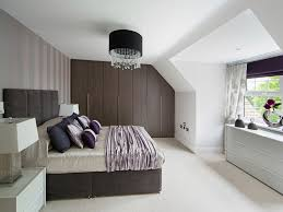 Top of The Line Fitted Bedroom Furniture For Loft Rooms Wooden