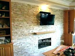 indoor stone wall decor interior brick tile decorative slate tiles stylish yellow z cladding design t indoor stone wall