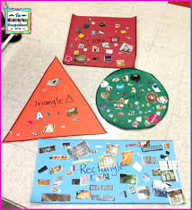 2d Shapes Sorts And Anchor Charts The Kindergarten