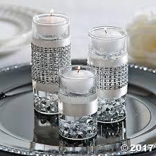 Floating Candle Centerpiece Idea