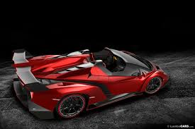 lamborghini veneno red. the new rosso veneno shade of red looks very nice on roadster evolution lamborghini g