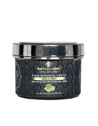neem and fennel depilatory mask