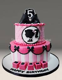 Barbie Theme Cake