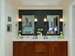 bathroom  modern mirrors for bathrooms mirrored vanities for