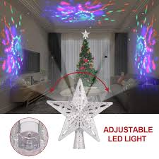 Christmas Tree Lights Flasher Unit 2d Motif Lights Santa Clause 21 5 In Tall Holiday Lights
