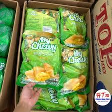 Kẹo Dẻo Trái Cây My Chewy Thái Lan Cực Ngon Gói To 100 Chiếc chính hãng