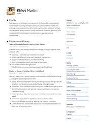 Waitressing Resume Waiter Resume Sample Writing Guide Resumeviking Com