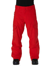 Porter 10k Insulated Pants Eqytp00014 Quiksilver
