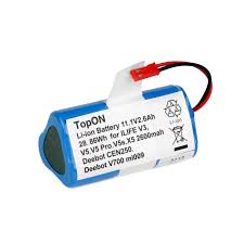 <b>Аккумулятор TopON</b> для робота-пылесоса <b>Chuwi iLife</b> V3, V5, V5 ...