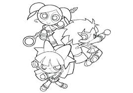 The Best Free Powerpuff Coloring Page Images Download From 377 Free