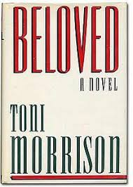 beloved novel  belovednovel jpg first edition cover author toni morrison