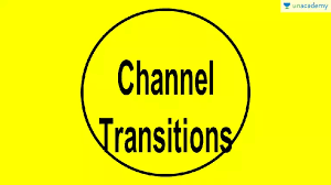 Channel Transitions - Hydraulics Engineering (in Hindi) | (Hindi ...
