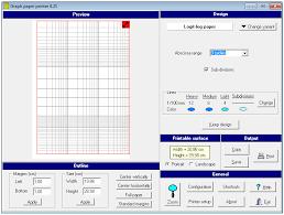 Free Custom Graph Paper Free Graph Paper Maker Software Gatzet Com