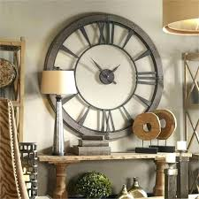 wall clocks big wall clock ikea oversized clocks also kitchen teal ta