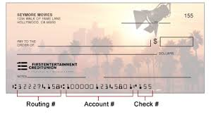 First Entertainment Credit Union Check Re Ordering First Entertainment Credit Union