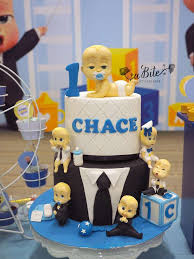 Boss Baby Birthday Party Ideas Photo 2 Of 9 Catch My Party