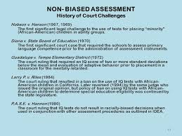 Diana V State Board Of Education Chapter 6 Ethical And Legal Issues In Psychoeducational Assessment