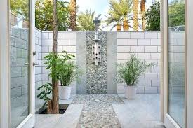 outdoor shower designs outdoor shower design plans designs ideas trends premium modern wall mounted outdoor shower designs australia time