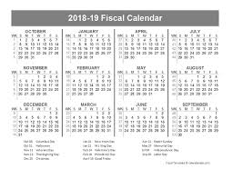 Calendar Year Quarters 2018 Fiscal Year Quarters Template Free Printable Templates
