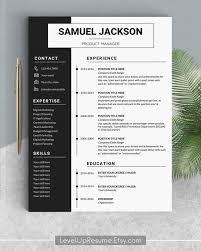 Professional Design Resume Professional Resume Template Design Resume Templates Modern Resume Design Cv Template Cv Creative Resume Professional Minimalist Resume Word